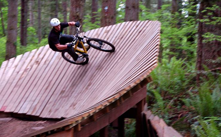 Duthie Hill Mountain Bike Park, King County