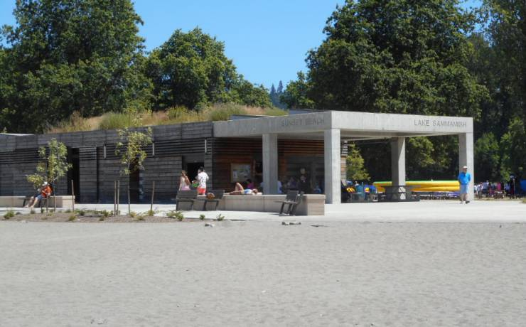 Lake Sammamish State Park Renovation